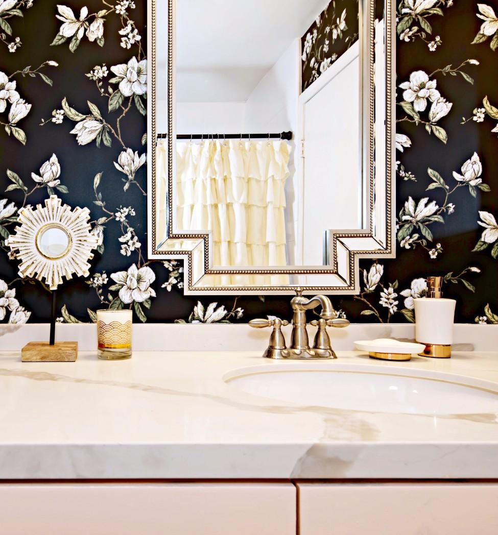 HGTV Beach Chic Instant Bathroom Design Plan - Marilynn Taylor DIY ...