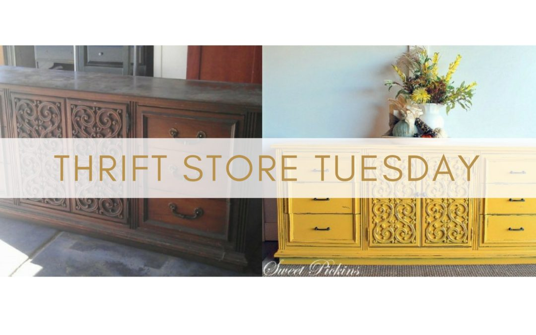 Thrift Store Tuesday Ep 3