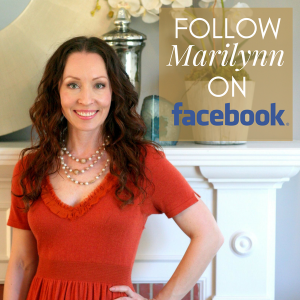 FOLLOW MARILYNN ON FACEBOOK
