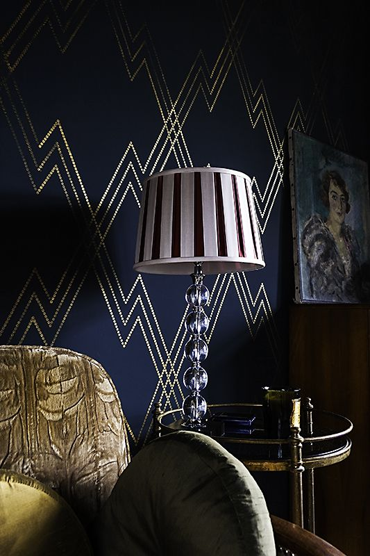 dark & moody, floral, mural, wallpaper, saturated, black walls, office, floral, sophisticated, Marilynn Taylor, Orange county, interior designer, consultant