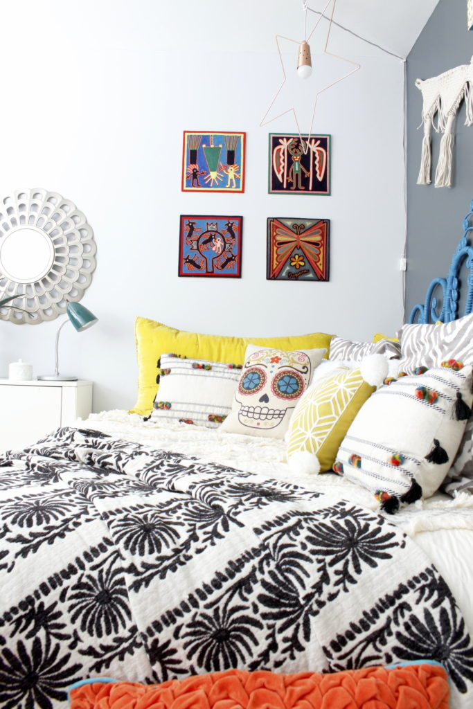 Room Design Free: A Boho Teen Bedroom
