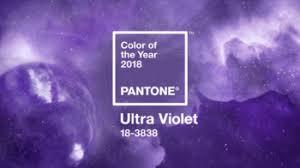 Pantone, 2018, color of the year, purple, violet, interior design, interiors