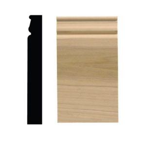 plinth, backplate, doorbell plate, DIY, ornamental molding. Marilynn Taylor