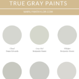 marilyn taylor, interior designer, consultant, los angeles, neutral paint, dunn edwards, top 6, neutral paint, grey paint, gray paint, colors, marilynn taylor