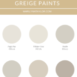 marilyn taylor, interior designer, consultant, los angeles, neutral paint, dunn edwards, top 6, tan paint, brown paint, greige, beige paint, colors, marilynn taylor